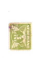 почтовая марка Недерланды