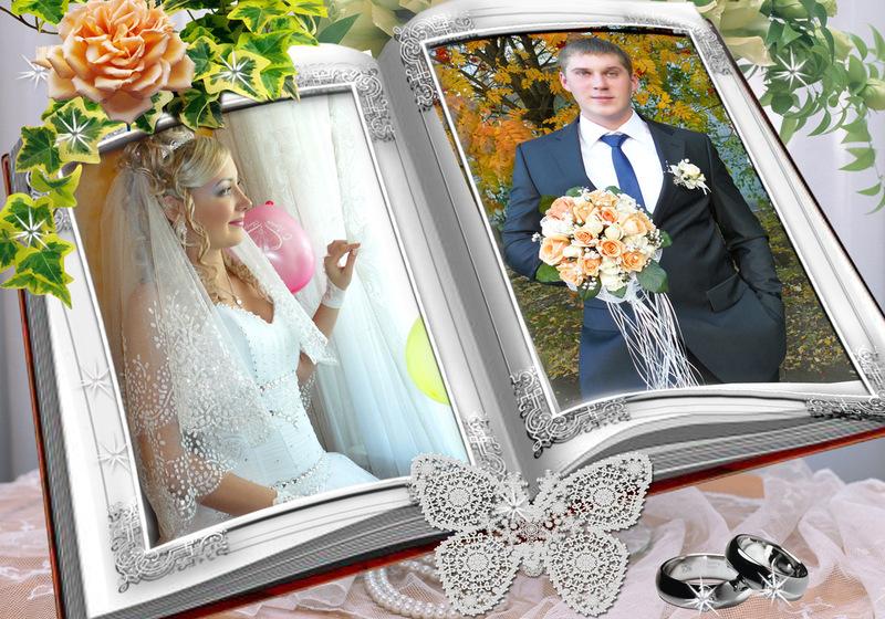 Видео из фотографий для свадьбы