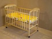 Продам новую детскую кроватку. 340 грн. Луганск