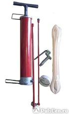 Ручной краскопульт для побелки КРДП-4,  СО-20В