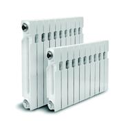 Стальные и алюминиевые радиаторы.
