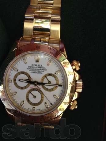 Rolex Daytona Gold оригинал