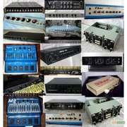 Куплю электрогитары,  педели эффектов,  и синтезаторы!