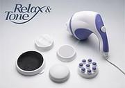 Массажер релакс-н-тон для тела relax & tone