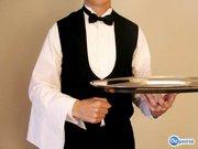 Срочно требуются  официанты в пансионат