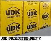 Газобетон UDK