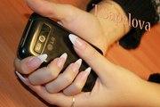 Наращивание ногтей от Татьяны Сапеловой