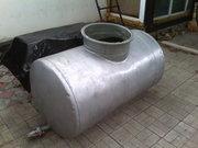Алюминиевая бочка 900 литров