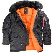 Американские куртки Аляска купить у официального дилера в Украине