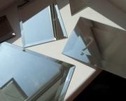 Зеркало,  порезанное в размер,  г.Лисичанск