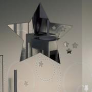 Зеркало декоративное фигурное,  г.Лисичанск