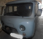 Продаем микроавтобус УАЗ 3909,  1999 г.в.