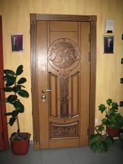 Производство входных дверей в Луганске