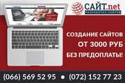 Создание,  разработка,  продвижение сайтов,  интернет магазинов Луганск