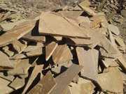Камень песчаник  природный